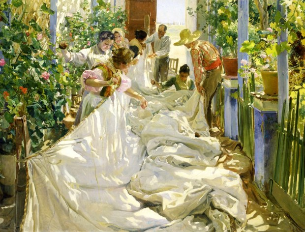 Signification Reves Aout sorolla