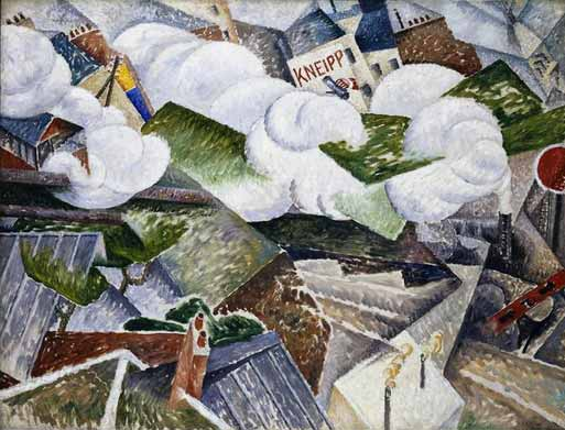 accident Gino Severini
