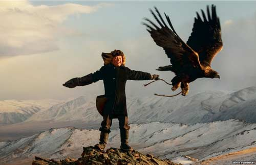 Signification Reves aigle mongolie