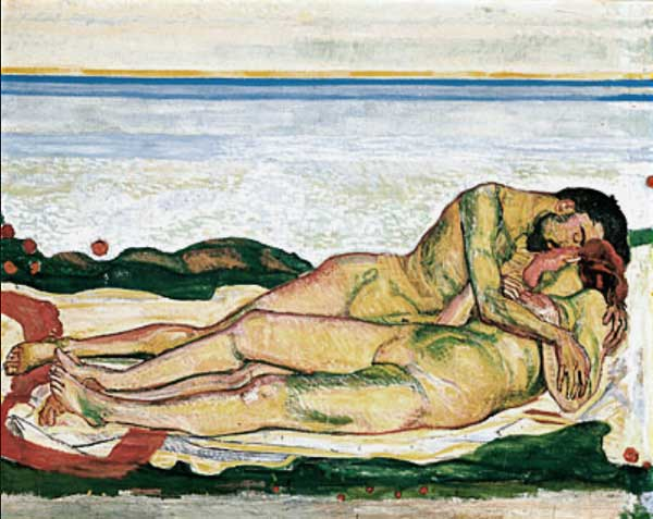 Signification Reves amour charnel hodler