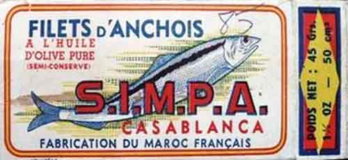 Signification Reves anchois