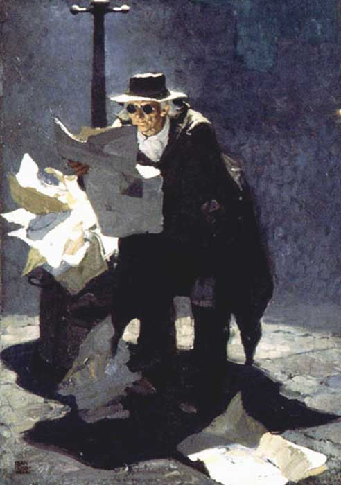 Signification Reves aveugle dean cornwell