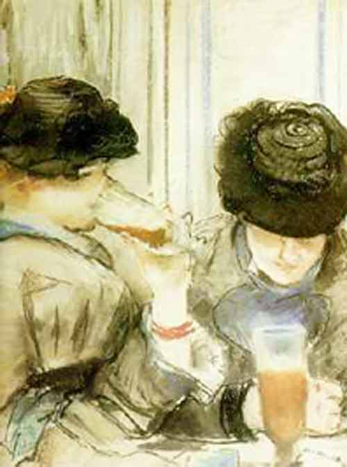 Signification Reves biere edouard-manet-1832---1883