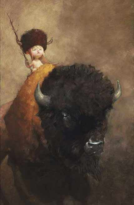 Signification Reves bison craig davison