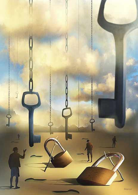 Signification Reve cadenas
