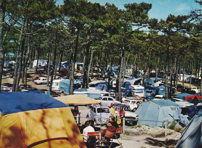 Signification Reve camping 70