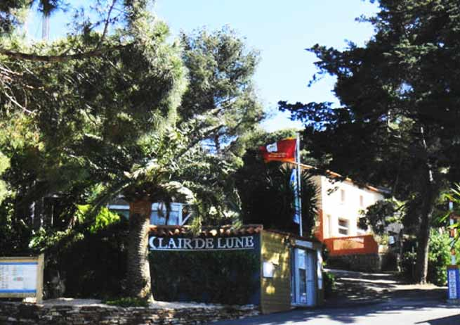 Signification Reve camping clair de lune
