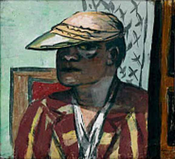 Signification Reve casquette Max Beckmann