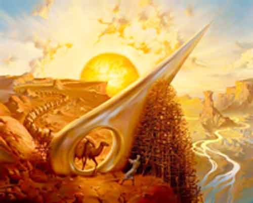 Signification Reve chas aiguille-Vladimir-Kush