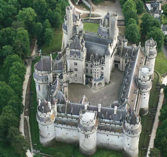 chateau fort pierrefonds