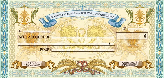 Signification Reve cheque