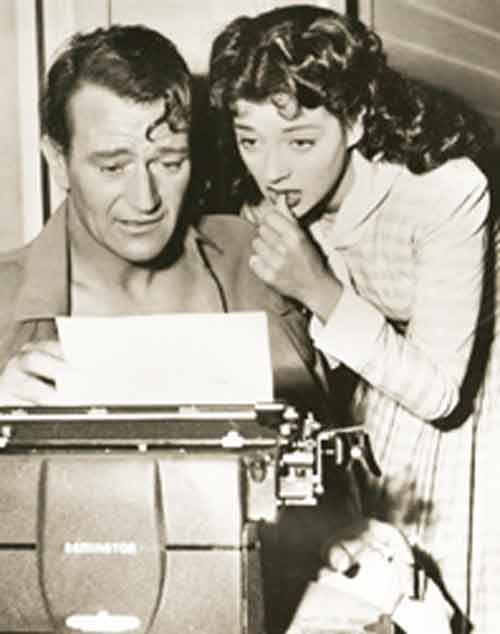 Signification Reves courrier-Duke-with-Gail-Russell
