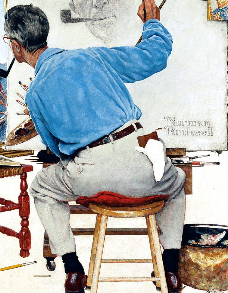 dos Norman Rockwell