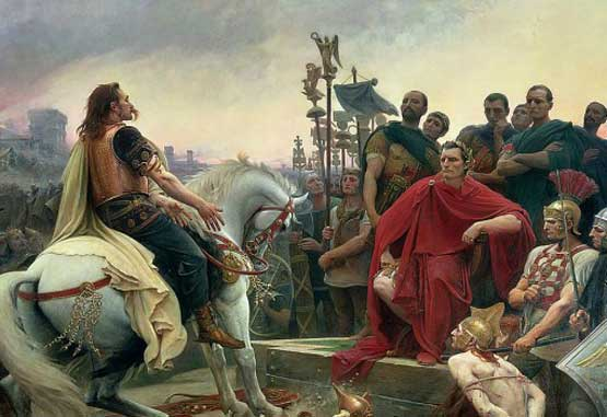 Signification Reves echec vercingetorix face a cesar