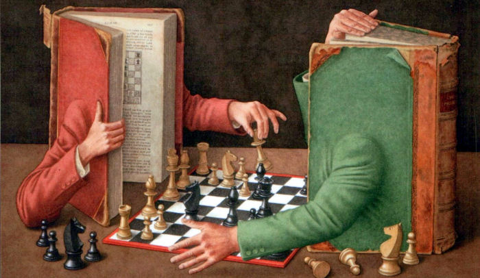 Signification Reves echiquier Jonathan Wolstenholme