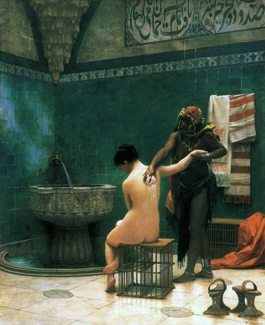 Signification Reves estheticienne gerome