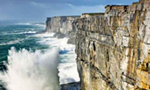 Signification Reves falaises inishmore-irlande