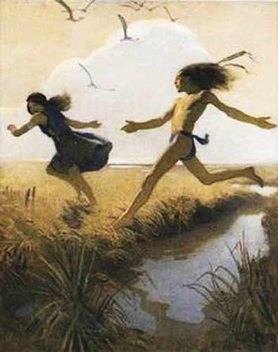 Signification Reves fosse Wyeth-N.C