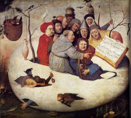 Signification Reves fous bosch
