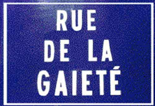 Signification Reves gaiete