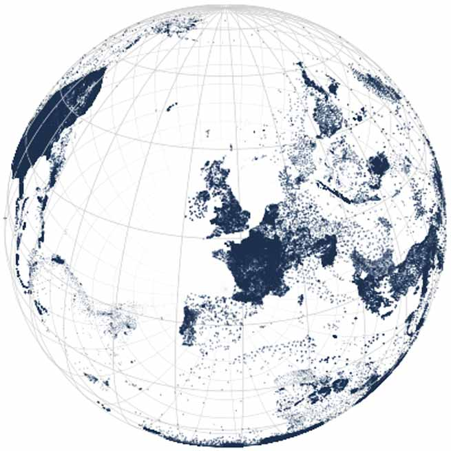 Signification Reves globe bleu