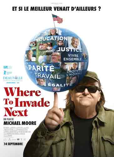 Signification Reves globe michael moore