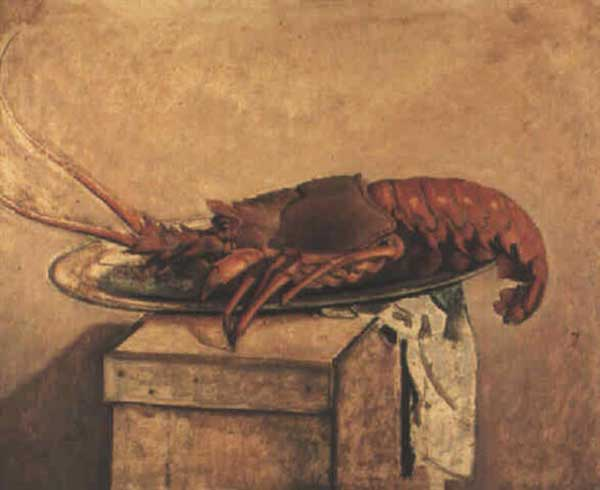 Signification Reves homard balthus