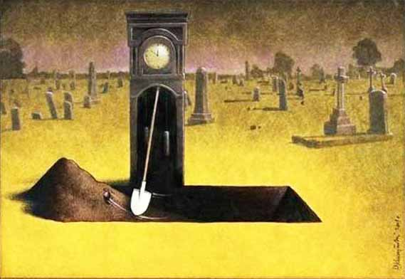 Signification Reves horloge Pawel Kuczynski