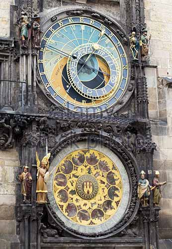 Signification Reves horloge astro prague