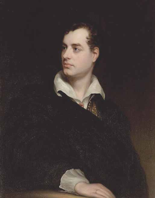 Signification Reves lord Byron