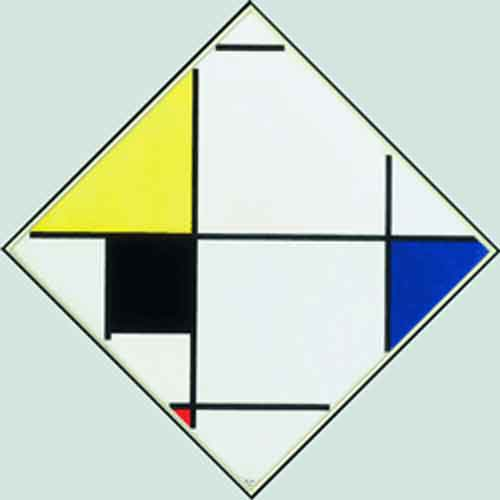 Signification Reves losange-Mondrian