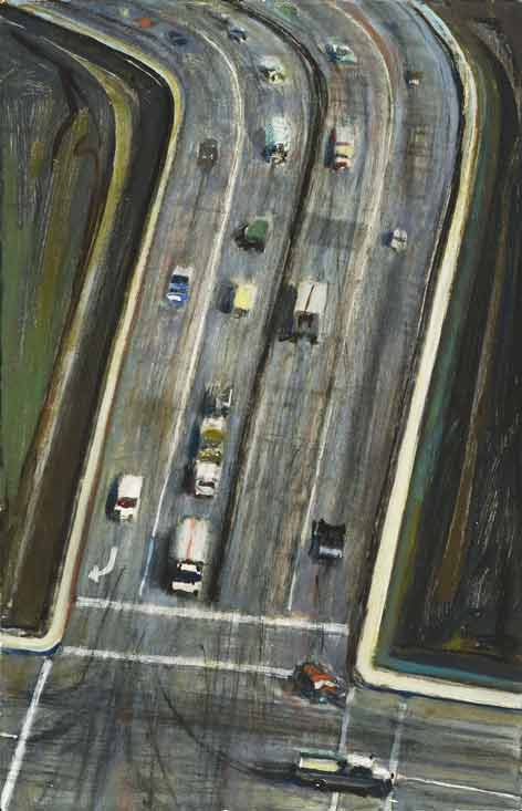 Signification Reves macadam Wayne Thiebaud