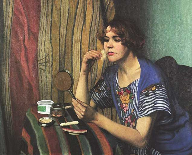 maquillage Vallotton