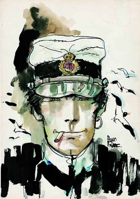 Signification Reves marin Corto Maltese