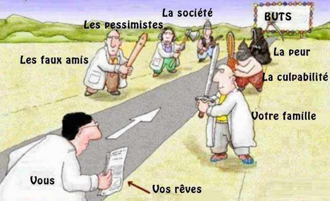 Signification Reve  obstacle