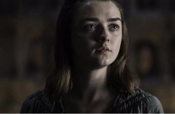 Personne Aria Stark Game of Thrones
