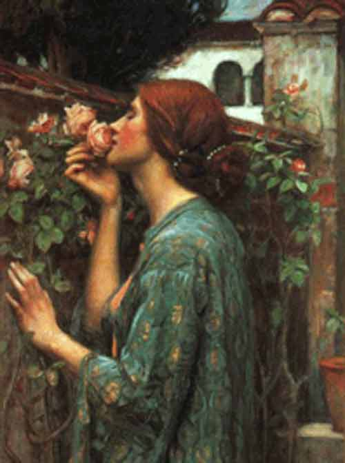 Signification Reves parfum-john-william-waterhouse