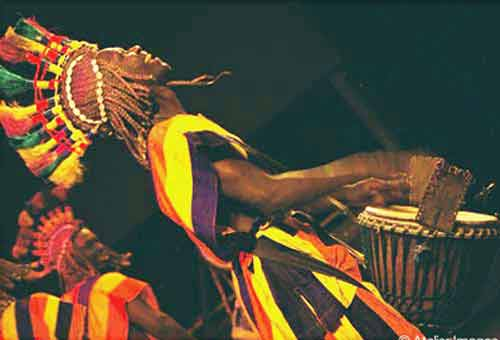 Signification Reves percussions-coulibaly
