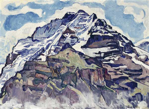 Signification Reves pic hodler