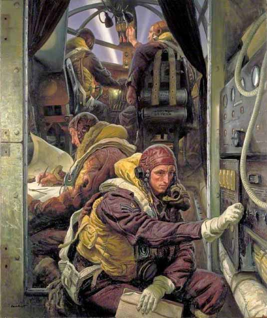 Signification Reves pilote aviateur Laura Knight
