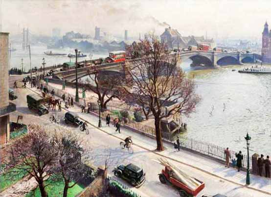 Signification Reves pont Laura Knight