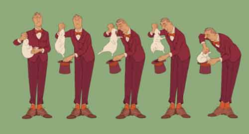 Signification Reves prestidigitateur l-illusionniste