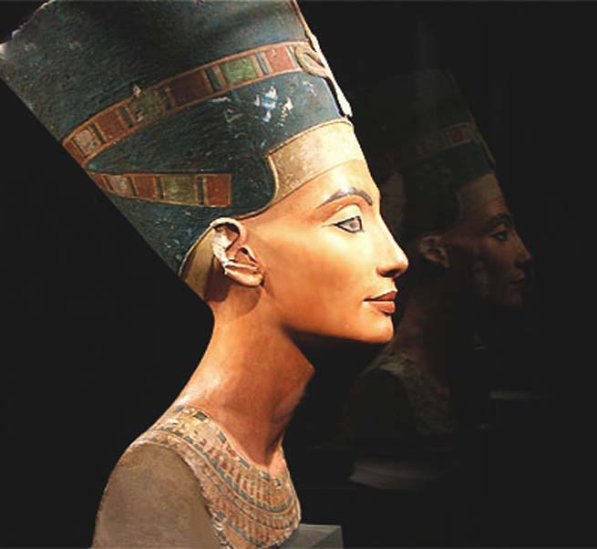 Signification Reves profil nefertiti