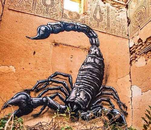 Signification Reves scorpion djerba