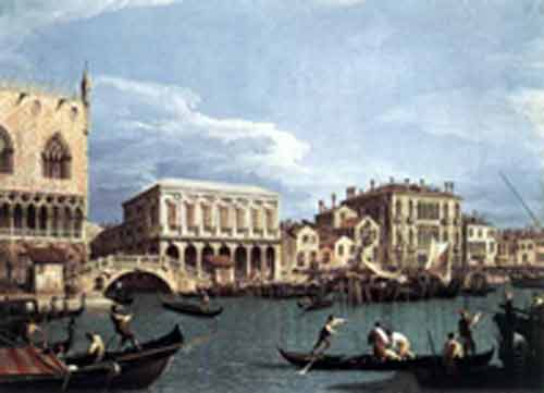 Signification Reves soupir Canaletto-1697-1768