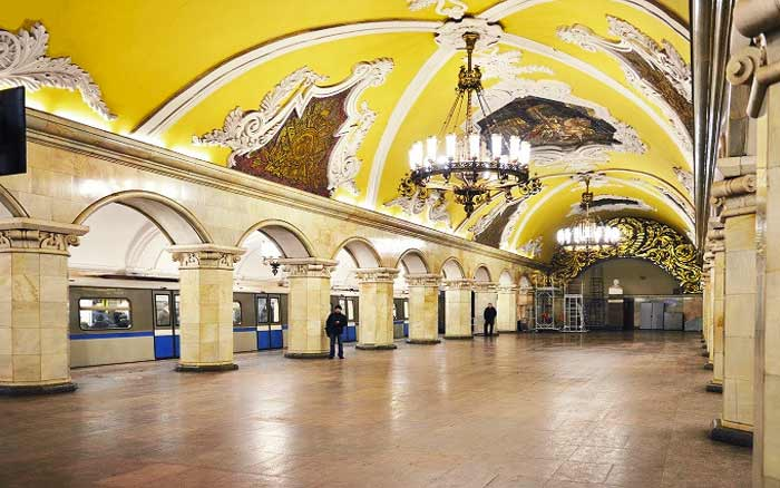 station moscou