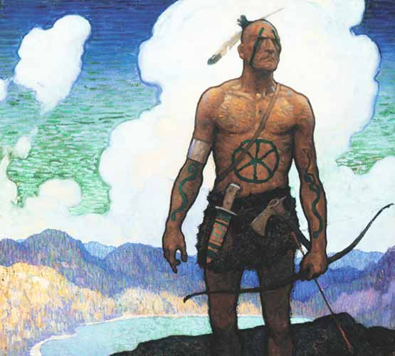 Signification Reves torse nc wyeth indian