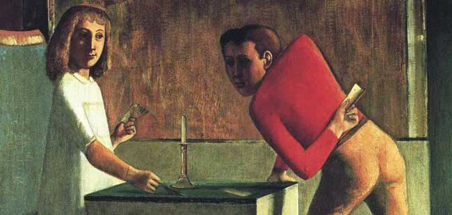Signification Reves tricher balthus