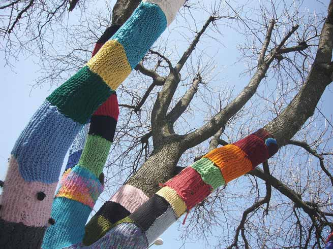 Signification Reves tricot arbre