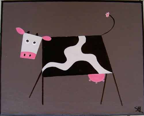 Signification Reve vache